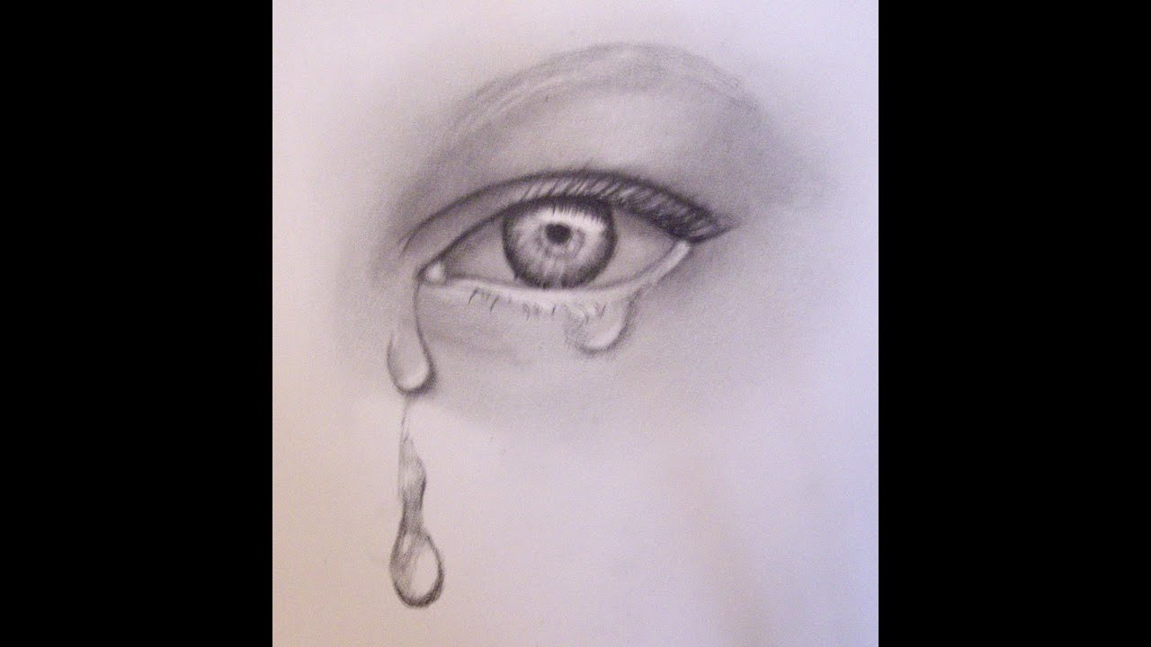 Tear Eye Drawing | www.imgkid.com - The Image Kid Has It!