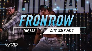 The LAB | FrontRow | World of Dance Live 2017 | #WODLive17