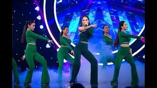 Không thể ngờ sân khấu lần đầu tiên Hương Giang biểu diễn #EDTACNA lại như thế này?