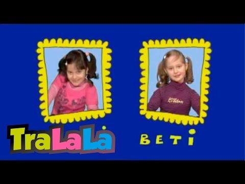 Aura - Lori și Beti - Cântece pentru copii   TraLaLa