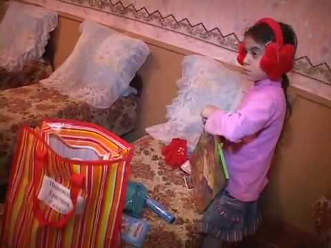 2013 12 27 рождественские подарки детям