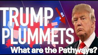 Donald Trump PLUMMETS in Latest 2020 Polls | Can Trump Win? | Trump's Realistic Chances of Winning