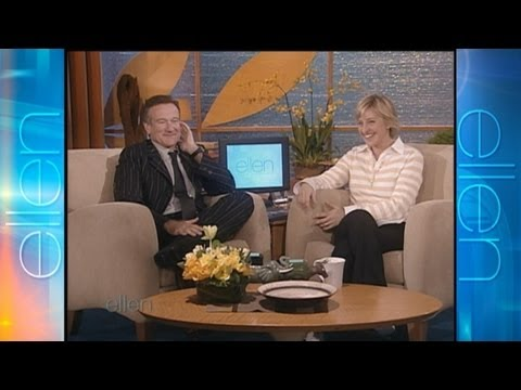 Memorable Moment: Robin Williams' First Appearance, Pt. 1