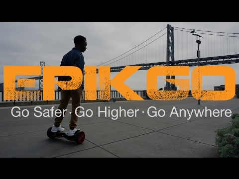 EPIKGO Hover Electrical Self Balancing Board Scooter - Go Anywhere