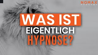 Was ist Hypnose