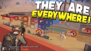 DESTROYING ENEMIES IN DUOS! | PUBG MOBILE GAMEPLAY