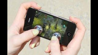 عصا التحكم || أداة صغيرة للتحكم بالألعاب على الهواتف الذكية ...