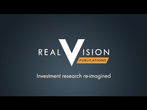 Real Vision Publications is a subscription-based investment research platform.