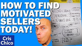 How To Find Motivated Sellers (2018-2019)