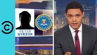 "FBI Agent Calls Trump An ""Idiot""   The Daily Show"