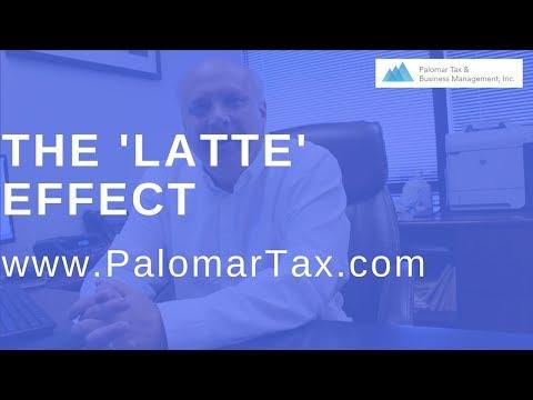 The Latte Effect - San Diego Retirement Planning