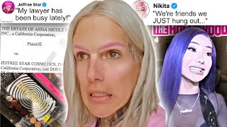 Jeffree Star is getting SUED for this, Nikita Dragun gets DRAGGED...