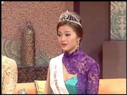 《大城小聚 ---- 多倫多華裔小姐競選2013得獎者訪問 Part 3》