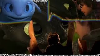 New TV spot:Now to train your dragon 3(OMG!)
