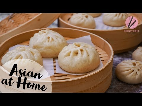 FLUFFY BAO Steamed Pork Buns Short Film!