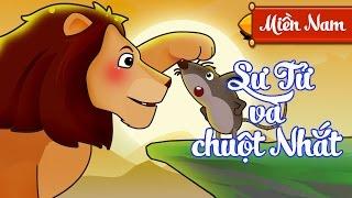 Truyện Sư Tử và Chuột Nhắt | Chuyện Kể Bé Nghe [HD1080 Miền Nam]
