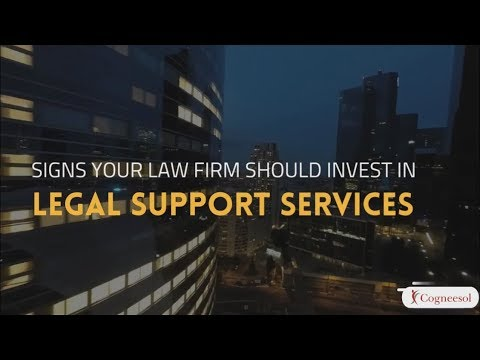 6 Signs It's Time to Try Legal Support Services