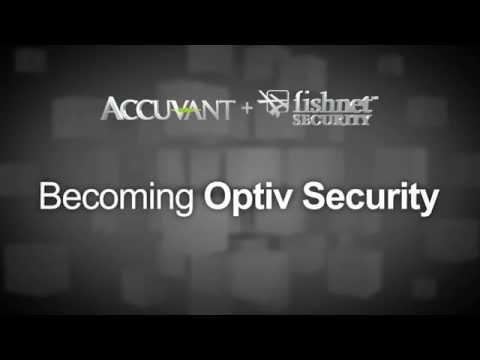 Becoming Optiv Security