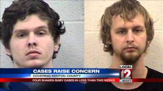 Shaken baby cases raise concern