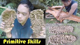 Primitive Skills: Make Sandals From Barrk