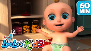 Johny Johny Yes Papa - THE BEST Nursery Rhymes and Songs for Children | LooLoo Kids - YouTube