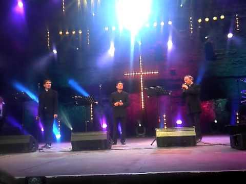 Alleluia les prêtres carcassonnes 08/07/2011