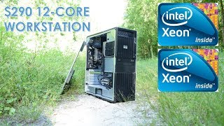 eBay Finds: $290 12-Core Xeon X5650 Workstation, 24GB RAM, HP Z600