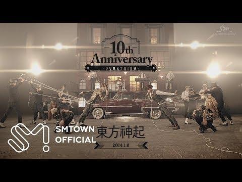 TVXQ! 동방신기 'Something' MV Teaser