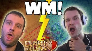 Clash of Clans Duell! ☆ MOBILE GAMING WM ☆ Spiel 3!