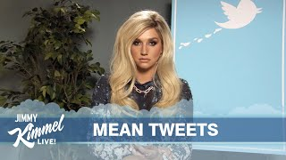 Jimmy Kimmel Live – Mean Tweets – Music Edition