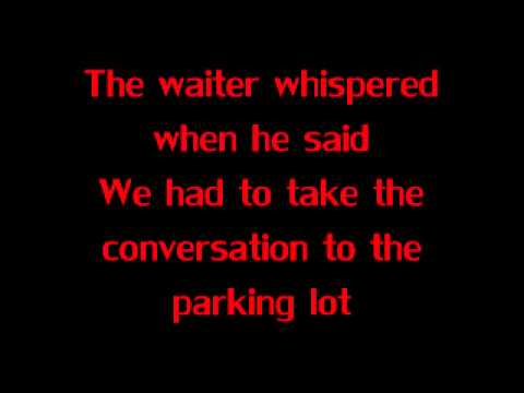 Brandon Flowers - Was It Something I Said  LYRICS