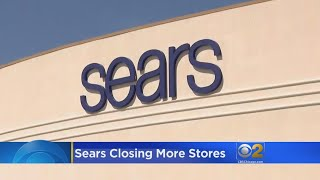 Sears Closing 72 More Stores