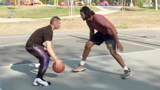 "Professor vs 6'5"" Hooper.. First 1v1 in 3 weeks(Fresh off injury)"