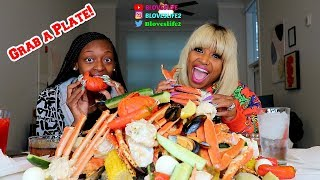 Seafood Boil with Kayla from Nicole TV