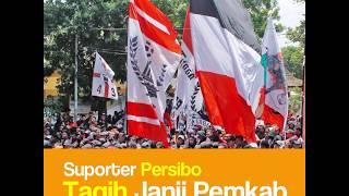 Tagih Janji, Desak Manajemen Persibo Susun Rencana Konkret