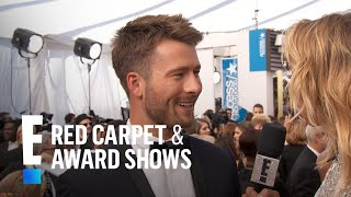 Glen Powell Hopes to Star in a Musical | E! Live from the Red Carpet