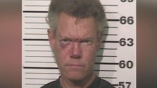 Video Surfaces of Country Singer Randy Travis Naked and Handcuffed for DUI