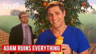 Adam Ruins Everything - Why Orange Juice Is Totally Unnatural