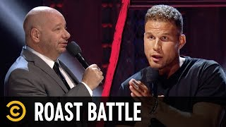 NBA Star Blake Griffin vs. Jeff Ross - Uncut - Roast Battle III