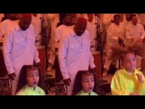 Kanye West's Sunday Service 3.03.19