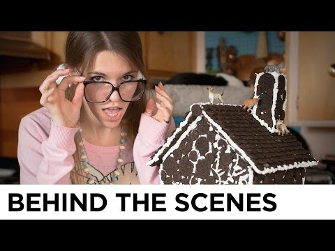 Cat Lady Dance - Behind the Scenes