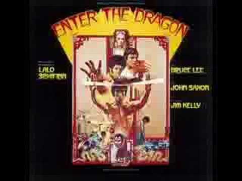 Enter The Dragon(1973)-Main Theme
