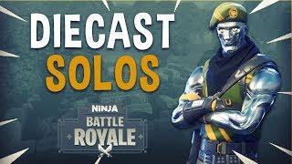 Diecast Solos - Fortnite Battle Royale Gameplay - Ninja