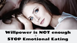 How To Stop Emotional Overeating - 3 Steps To End Emotional Overeating | Weight Loss Tips