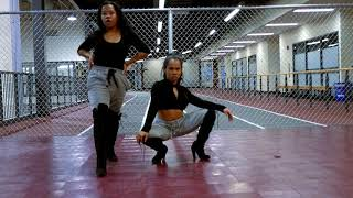 NICKI MINAJ - GOOD FORM | DANCE CHOREOGRAPHY | DEIDRA LOCKHART | #GOODFORMCHALLENGE