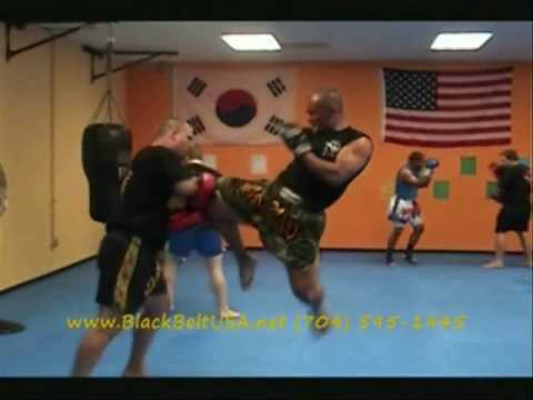 Muay Thai — Black Belt USA