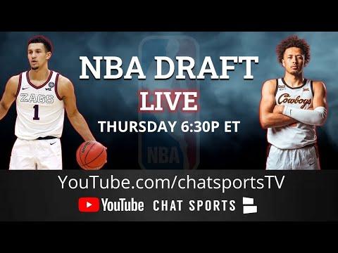 NBA Draft 2021 LIVE