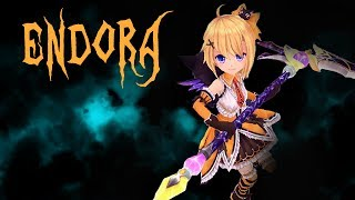How to kill Endora (Location of Endora) - Aura Kingdom