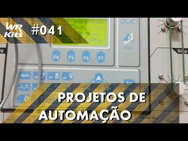 CENTRAL DE ALARME DIGITAL COM CLP ALTUS DUO | Projetos de Automação #041