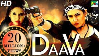 DAAVA (2019) New Action Hindi Dubbed Movie   Veera Ranachandi   Ragini Dwivedi, Ramesh Bhat